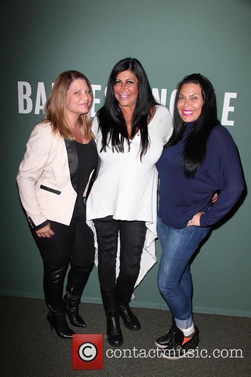 Karen Gravano, Angela Raiola and Renee Graziano 5