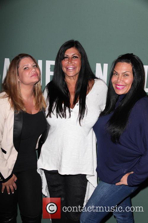 Karen Gravano, Angela Raiola and Renee Graziano 6