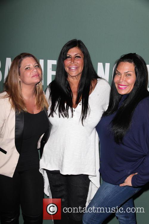 Karen Gravano, Angela Raiola and Renee Graziano 7