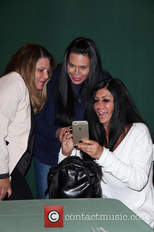 Karen Gravano, Renee Graziano and Angela Raiola 2