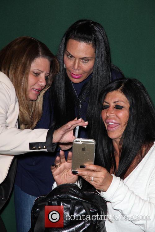 Karen Gravano, Renee Graziano and Angela Raiola 4