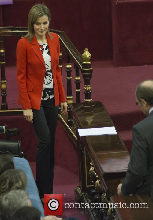 Queen Letizia of Spain attends 'World Rare Diseases...