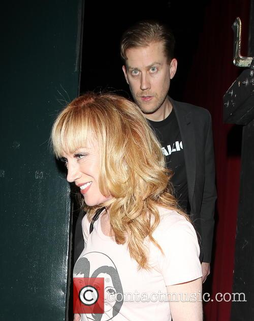 Kathy Griffin and Randy Bick 2