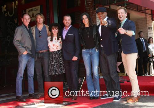 Chris O'donnell, Miguel Ferrer, Eric Christian Olsen, Renee Felice Smith, Daniela Ruah, Ll Cool J and Barrett Foa
