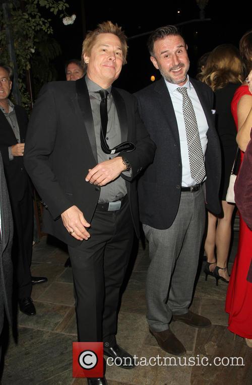 Kato Kaelin and David Arquette 7