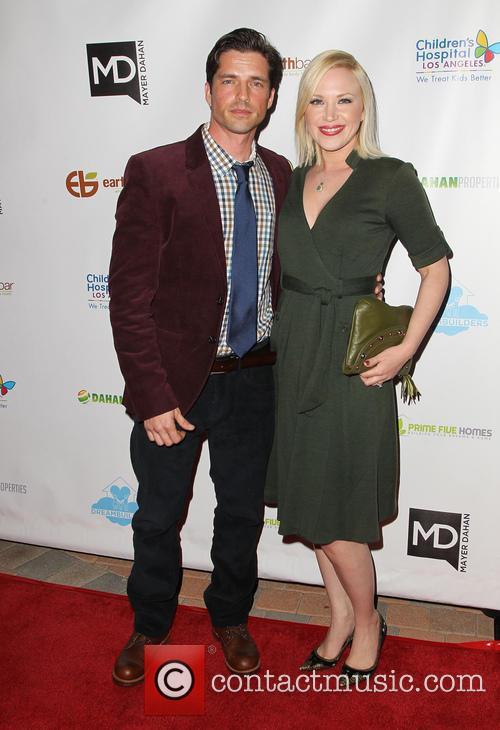 Scott Bailey and Adrienne Frantz 5