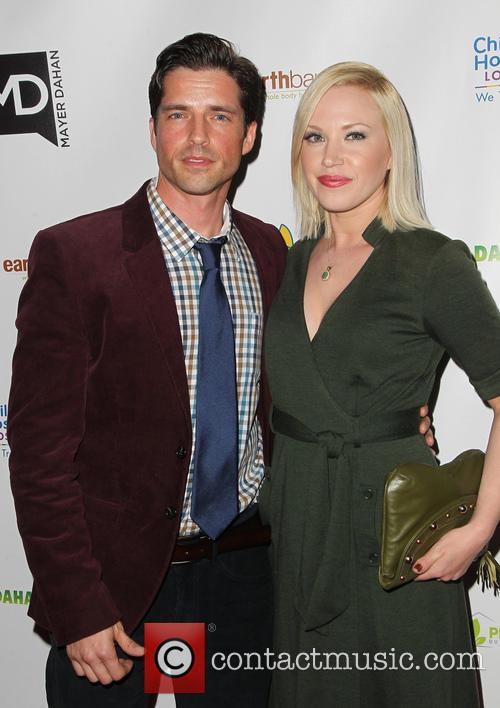 Scott Bailey and Adrienne Frantz 6