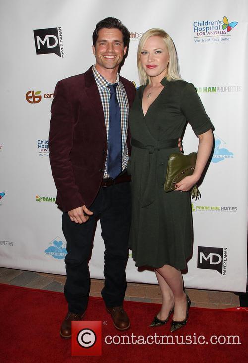 Scott Bailey and Adrienne Frantz 8