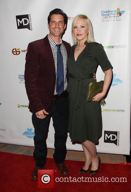 Scott Bailey and Adrienne Frantz 1