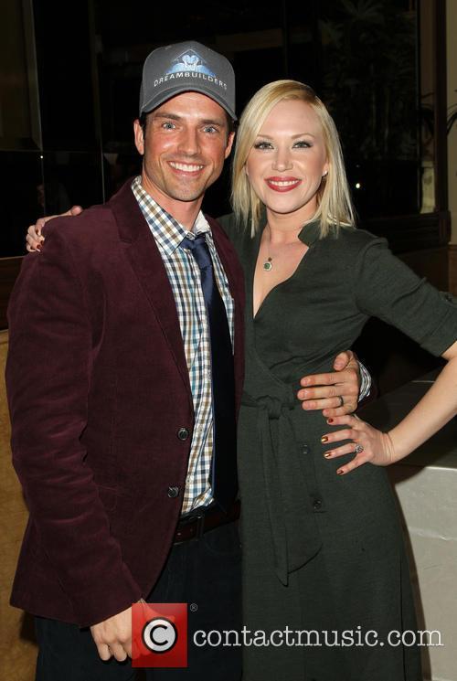 Scott Bailey and Adrienne Frantz 11