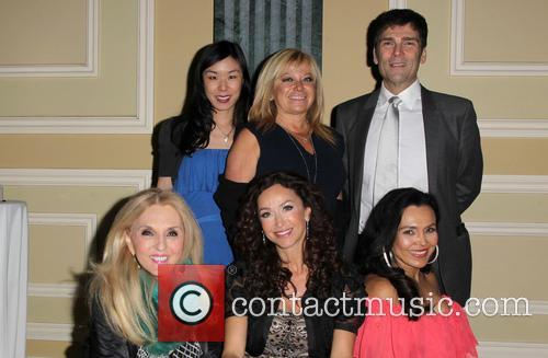 Sofia Milos, Gloria Kisel-hollis and Guests 10