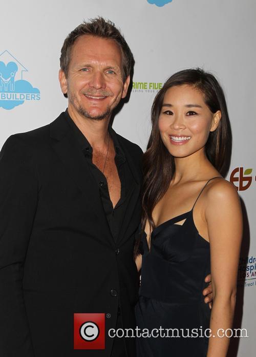 Sebastian Roché and Alicia Hannah 1