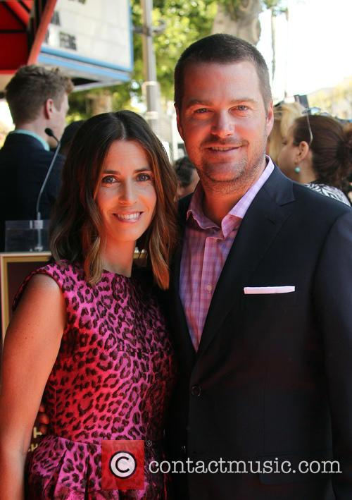 Caroline Fentress and Chris O'donnell 9