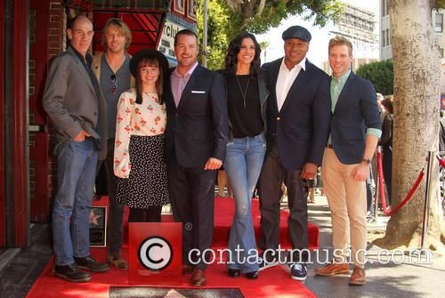 Miguel Ferrer, Eric Christian Olsen, Barrett Foa, Chris O'donnell, Daniela Ruah, Ll Cool J and Renée Felice Smith 4