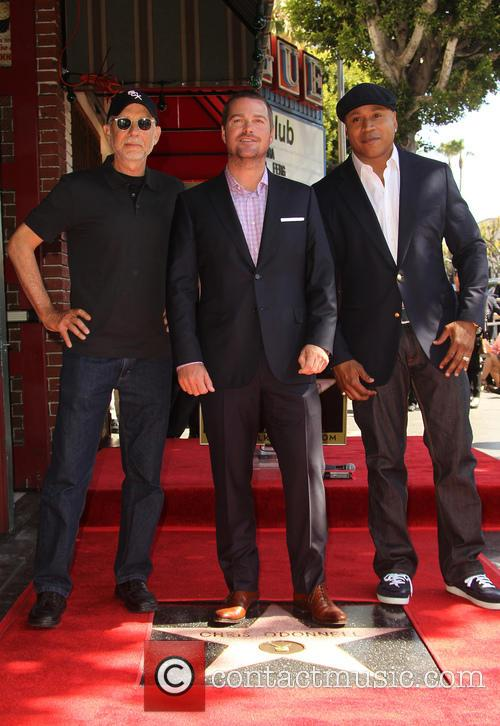 Paul Brinkman, Chris O'donnell and Ll Cool J 5