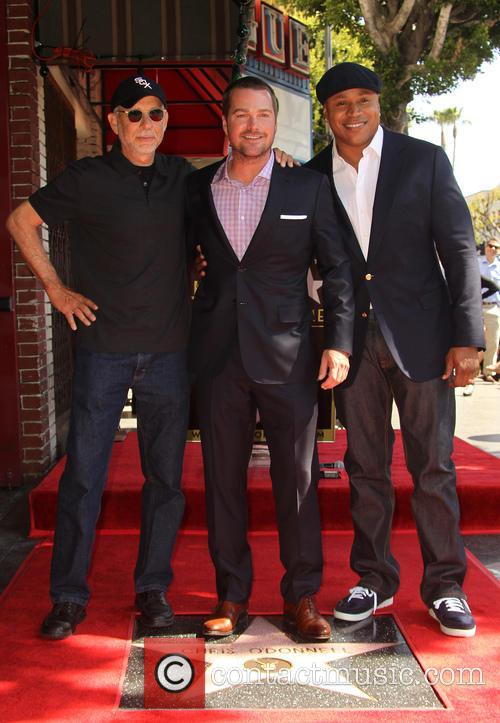 Paul Brinkman, Chris O'donnell and Ll Cool J 6