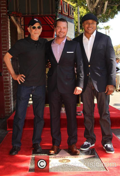 Paul Brinkman, Chris O'donnell and Ll Cool J 7