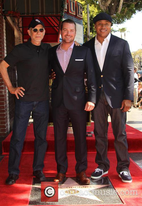 Paul Brinkman, Chris O'donnell and Ll Cool J 8