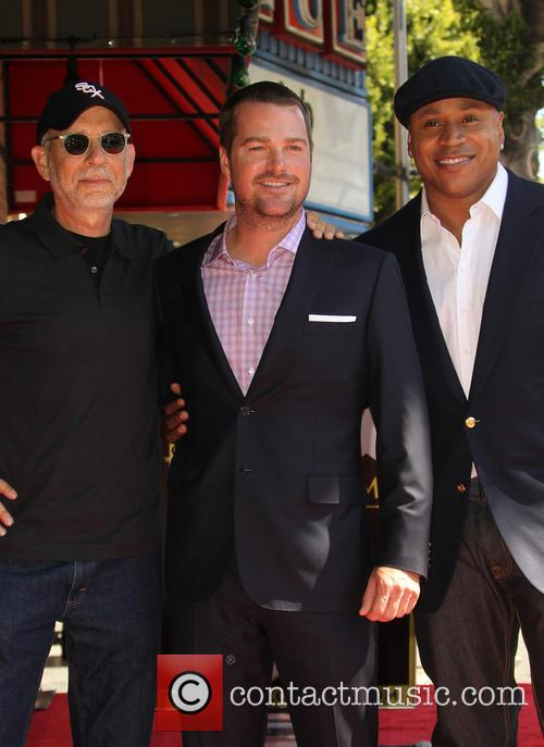 Paul Brinkman, Chris O'donnell and Ll Cool J 1