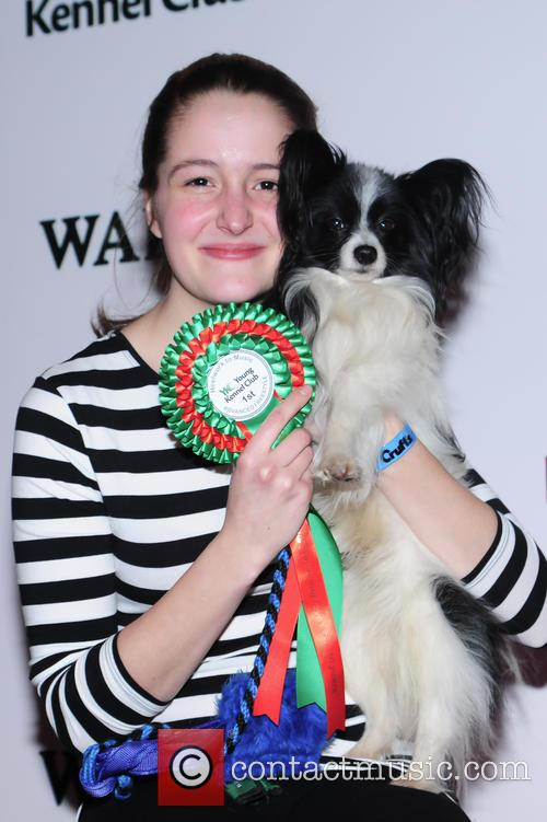 Emily High, Anton (papillon) and Advanced Freestyle Heelwork To Music Winner 2