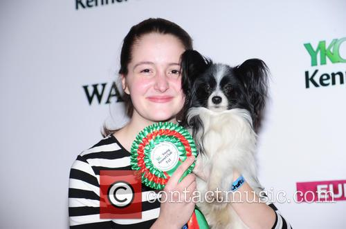 Emily High, Anton (papillon) and Advanced Freestyle Heelwork To Music Winner 3