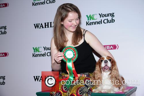 King Charles, Rose Jenkins and Over 18's Heelwork To Music Freestyle Winner