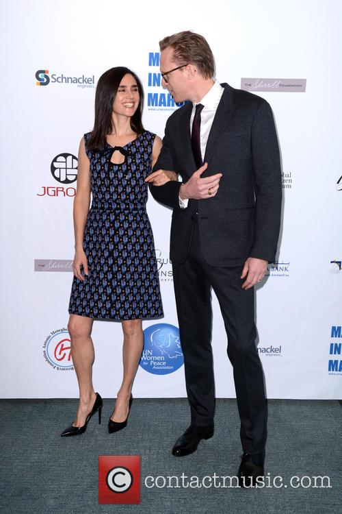 Jennifer Connolly and Paul Bettany 2