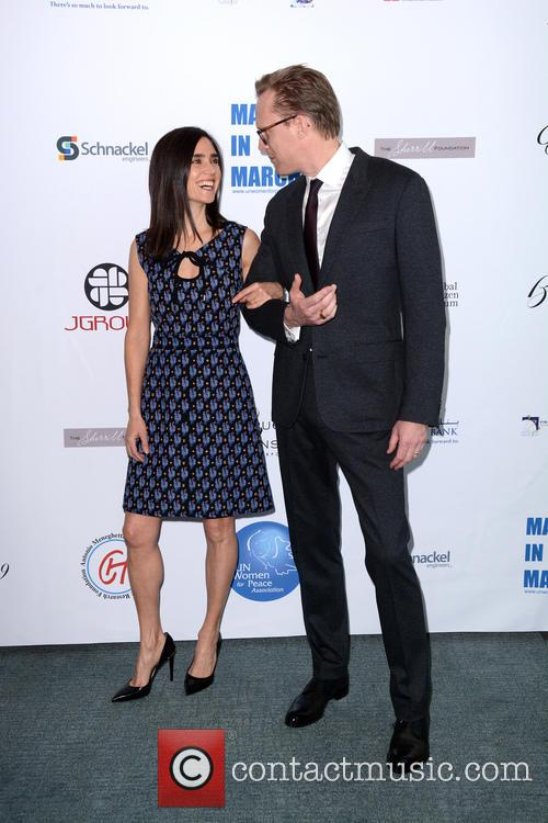 Jennifer Connolly and Paul Bettany 3