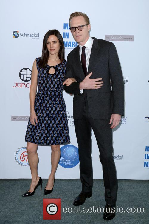 Jennifer Connolly and Paul Bettany 7