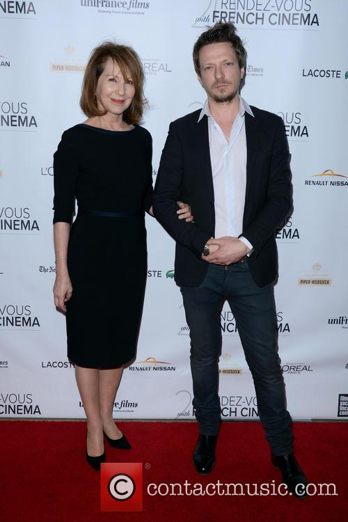 Nathalie Baye and Frederic Tellier 8