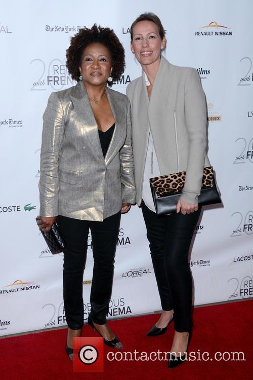 Wanda Sykes and Alex Sykes 8