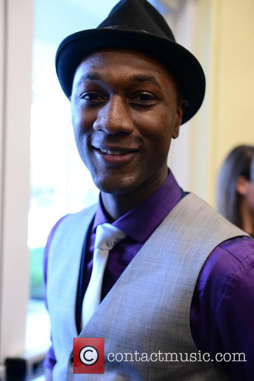 Aloe Blacc and Singer 1