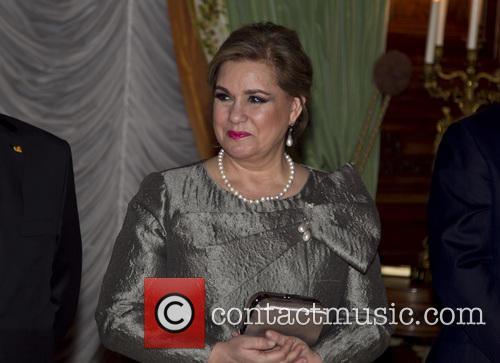 Grand Duchesse Maria Theresa Of Luxembourg - 2