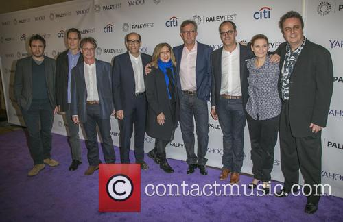 Alex Cary, Chip Johannessen, Patrick Harbinson, Matt Blank, Lesli Linka Glatter, Alex Gansa, David Nevins, Meredith Stiehm and Sean Callery 1