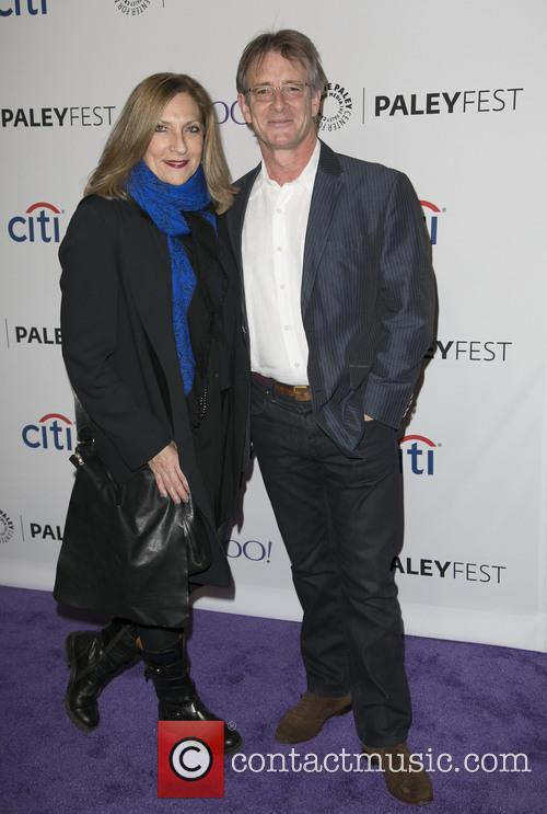 Lesli Linka Glatter and Patrick Harbinson 2