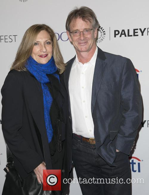 Lesli Linka Glatter and Patrick Harbinson 3