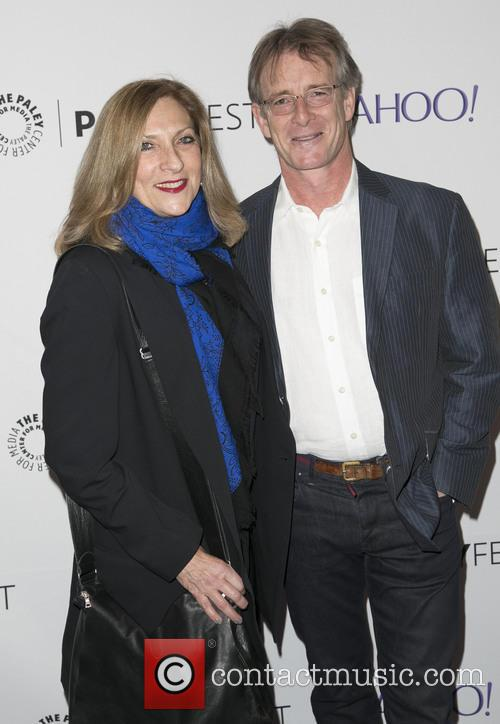 Lesli Linka Glatter and Patrick Harbinson 1