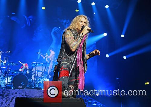 Steel Panther and Michael Starr 3