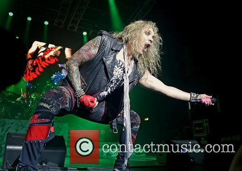Steel Panther and Michael Starr 7