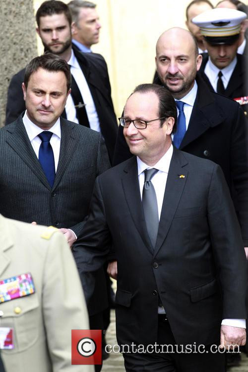 Xavier and Francois Hollande 3