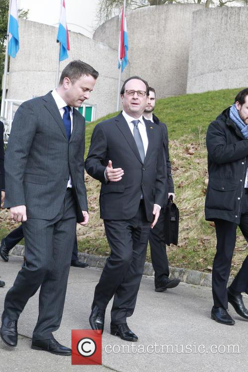 Xavier and Francois Hollande 5