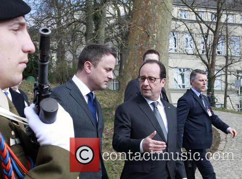 Xavier and Francois Hollande 10