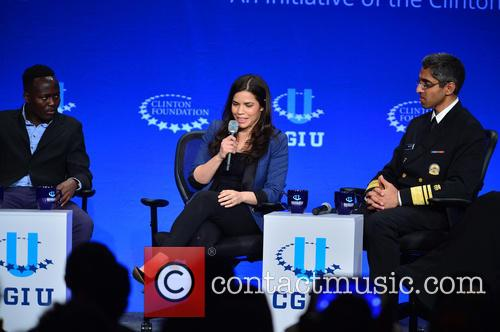 America Ferrera, Paul Lorem and Vivek Murthy 7