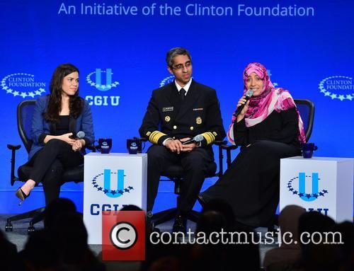 America Ferrera, Tawakkol Karman and Vivek Murthy 5