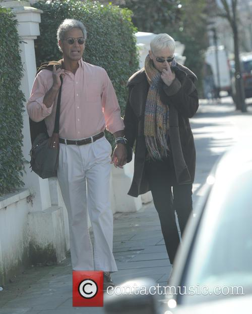 Annie Lennox and Mitchell Besser 9