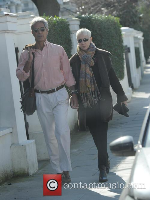 Annie Lennox and Mitchell Besser 11
