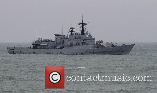 Bulgaria Nato Ships Exercise 4