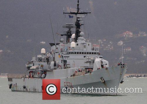 Bulgaria Nato Ships Exercise 7