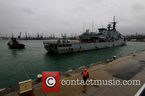 Bulgaria Nato Ships Exercise 11