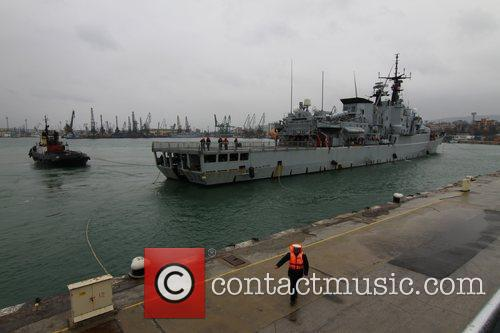 Bulgaria NATO Ships Exercise